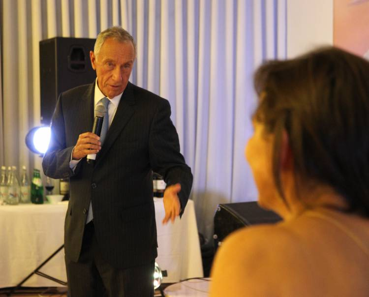 Campanário TV: Veja o video da Gala do 32º aniversário da Rádio Campanário com o Presidente da República(c/video)