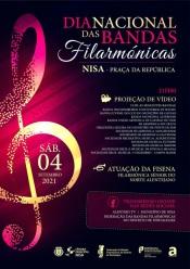 Nisa recebe comemorações do Dia Nacional das Bandas Filarmónicas
