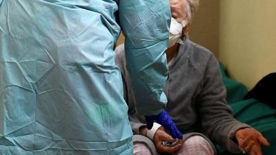 Surto de COVID-19 no Lar da Igrejinha (Arraiolos) com cerca de 40 casos positivos
