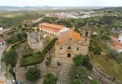 Igreja onde casou D. Manuel Rei de Portugal acolheu Jornadas Transfronteiriças Extremadura – Alentejo