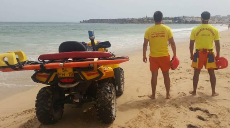 Nova vítima resgatada de praia do Litoral Alentejano