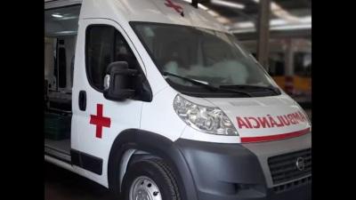 CM VV oferece ambulância de socorro aos Bombeiros Voluntários de Vila Viçosa
