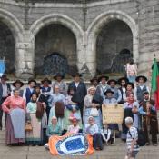 Rancho Folclórico de Casa Branca participa, a partir de amanhã, num encontro virtual que junta 200 grupos de toda a Europa