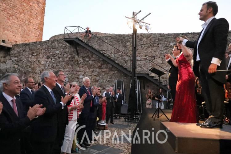 """""""Marvão é uma maravilha"""", sinónimo de """"natureza, cultura, monumentalidade, história"""", diz Presidente da República em Exclusivo à RC (c/som e fotos)"""