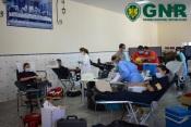 GNR: Centro de Formação de Portalegredoa sangue no Dia Mundialdo Dador de Sangue