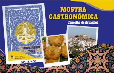 Mostra Gastronómica do Concelho de Arraiolos realiza-se em Novembro