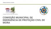 Covid 19: Proteção Civil de Mora delibera pedir ao Governo a classificação do Concelho como risco moderado