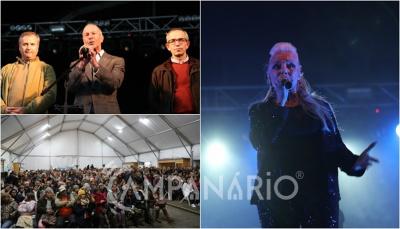 """Autarca de Borba faz balanço """"positivo"""" da Festa da Vinha e do Vinho e diz que """"próximas edições terão alterações"""" (c/som e fotos)"""