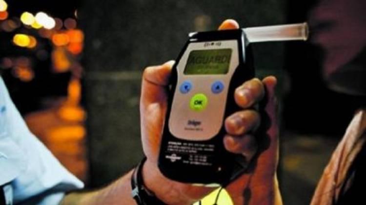 PSP deteve 4 indivíduos em Elvas por condução sob efeito do álcool