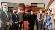 Pres. da CCDR Alentejo visitou obras apoiadas por fundos comunitários em Reguengos de Monsaraz