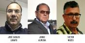 AF Portalegre atribuiu o título de Sócio de Mérito a José Carlos Lobato, Jorge Almeida e Victor Nozes