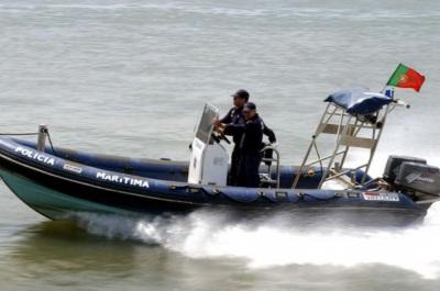 Polícia Marítima de Sines regasta homem de 61 anos que se encontrava a bordo de um veleiro à deriva