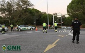 GNR de Évora: Operação especial com 100 militares detetou 261 infrações e fez uma detenção!