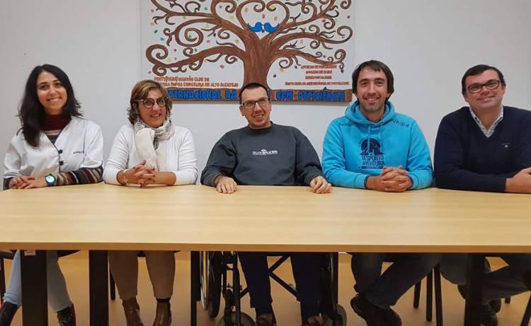 Associação de Portalegre promove corrida e caminhada solidária para apoiar utente da APPACDM