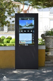 """Há um novo """"Posto de Turismo"""" digital a funcionar 24H / dias em Castelo de Vide"""
