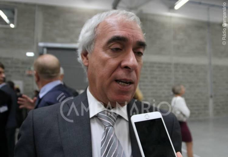 Município de Évora quer instalar escola de pilotos no aeródromo, diz Carlos Pinto de Sá (c/som)