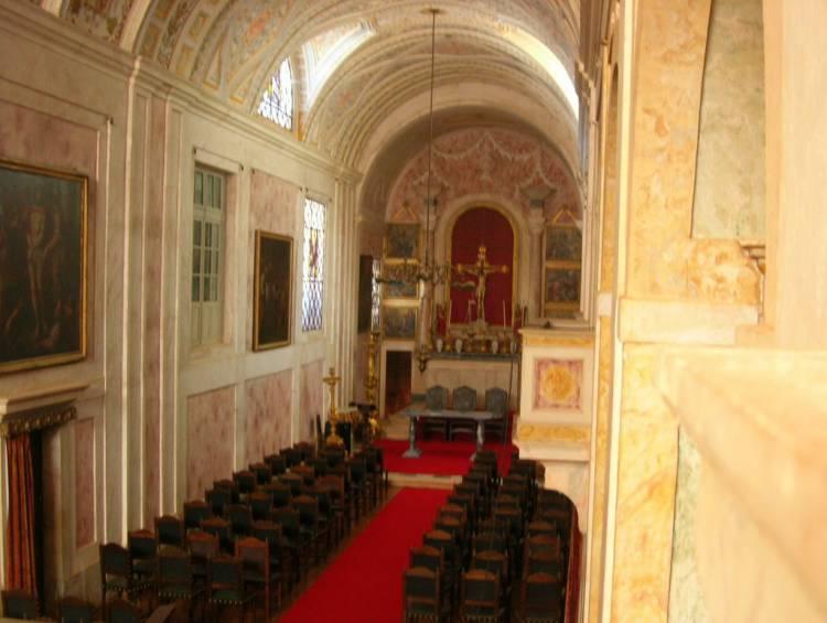 Capela do Paço Ducal de Vila Viçosa recebe mais um concerto