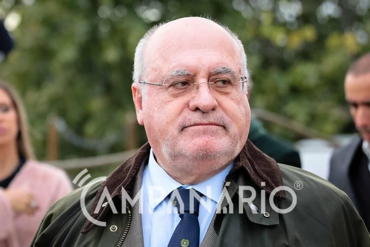 """""""No dia em que houver barragem no Pisão o Ministro da Agricultura assume a realização da rede de rega"""" com 50 milhões (c/som)"""