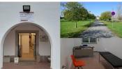 Évora: Área dedicada para Doentes Respiratórios COVID-19 já funciona nas novas instalações