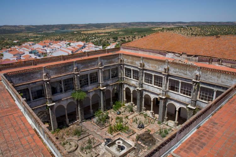 REVIVE: Recuperação do Convento do Carmo em Moura prevê investimento de 8 milhões de euros em unidade com 50 quartos