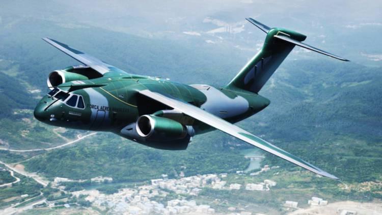 Évora: Estado autoriza 10 milhões de euros para desenvolver avião da Embraer