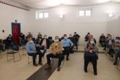 Militares da GNR vacinados contra a Covid 19 em Campo Maior