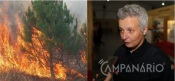 """""""Neste momento não há incêndios ativos no distrito de Évora"""" diz Comandante Operacional Distrital de Évora da Proteção Civil(c/som)"""