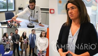 """Évoratech """"foi pioneira na incubação de empresas"""" e permitiu """"mudar a mentalidade dos jovens, incentivando ao empreendedorismo"""", diz Alexandra Correia (c/som e fotos)"""