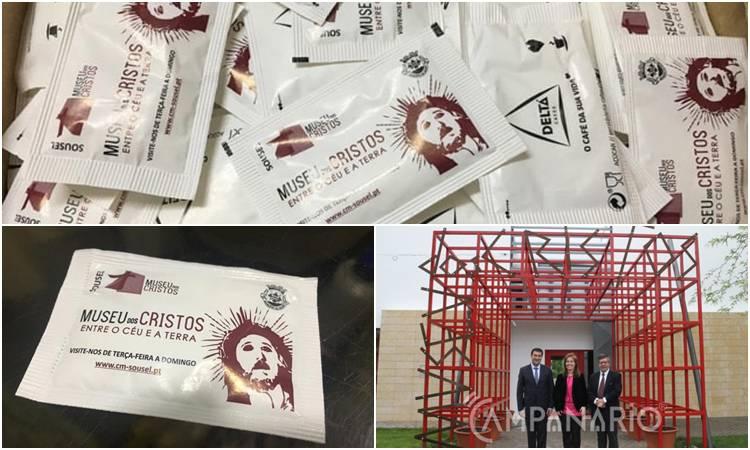 Município de Sousel divulga Museu dos Cristos em todo o país