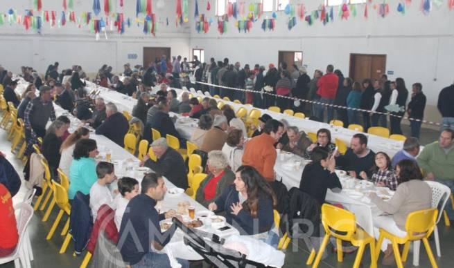 """IX Mostra Gastronómica de Peixe do Rio de Alandroal atraiu visitantes oriundos """"desde o Algarve, até Braga"""", diz autarca no encerramento do certame (c/som e fotos)"""