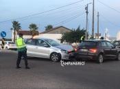 Vila Viçosa: Colisão entre duas viaturas ligeiras no cruzamento da EN 254