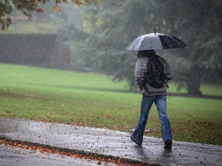 IPMA coloca Alentejo em Alerta Amarelo devido a previsão de chuva forte