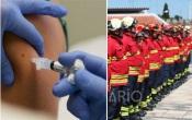Covid-19: Autarcas do litoral alentejano apelam à vacinação urgente de bombeiros