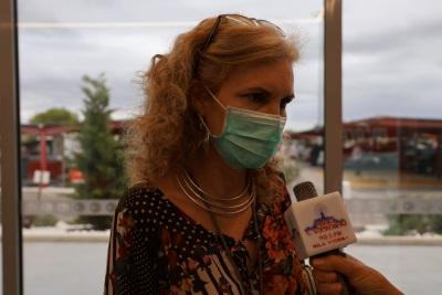 Depressão e Reinvenção na Pandemia: ''Deixei de andar, o meu filho tinha que me dar comida à boca'', diz residente de Beja (c/som)