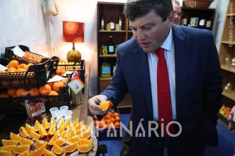 """Pardais pretende """"cimentar"""" Feira da Laranja com aposta """"nos produtores locais"""", diz Inácio Esperança (c/som)"""