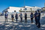 Parque de Estacionamento do Teatro Garcia de Resende em Évora já entrou em funcionamento (c/fotos)