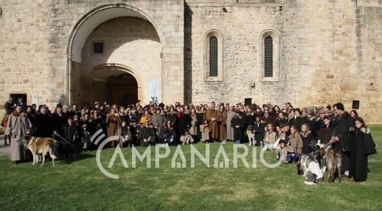 Crato: Cerca de 170 pessoas vestiram capote no II Encontro Nacional do Capote Alentejano (c/som e fotos)