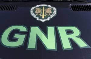 GNR registou 5 colisões esta quinta-feira (c/som)