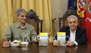 """Elvas dá """"mais um salto qualitativo"""" com novo guia turístico, afirma Nuno Mocinha (c/som e fotos)"""