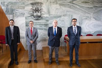 Câmara de Sines recebe Embaixada da Índia para estreitar relações e retomar acordos