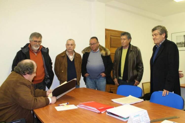 Novo Conselho de Arbitragem da Associação de Futebol de Évora tomou posse