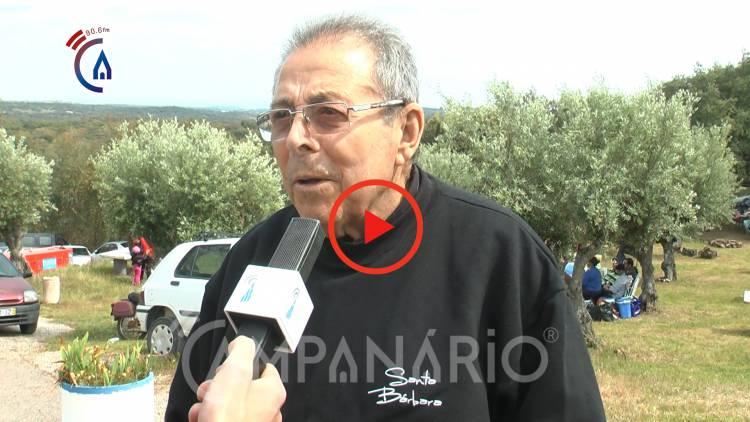 """Presidente Ass. de Festas de Sta. Bárbara diz """"Depois da tragédia de Borba é importante voltarmos a reunir a comunidade"""". Veja o vídeo desta romaria de segunda-feira de Páscoa"""