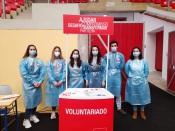 Fundação Eugénio de Almeida presta homenagem a voluntários no apoio à vacinação covid19