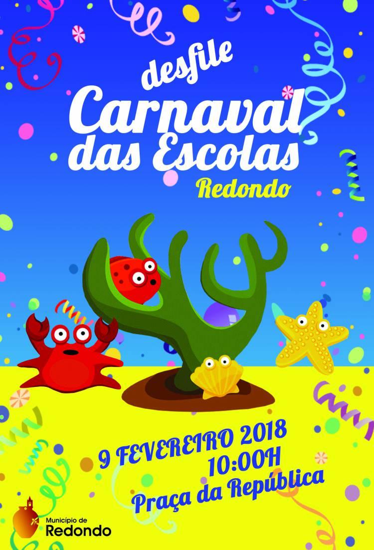 Redondo: Desfile de Carnaval das crianças será dia 9 de fevereiro