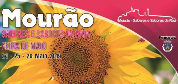 Mourão recebe Feira Saberes e Sabores da Raia de 24 a 26 de maio (c/prog)