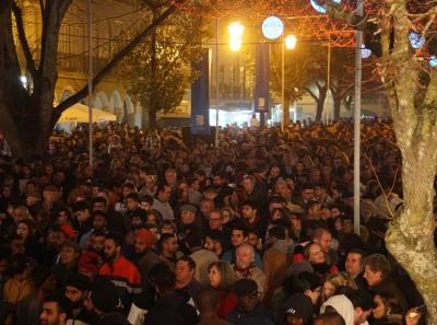 Câmara Municipal de Beja cancela festa de passagem de ano 2020
