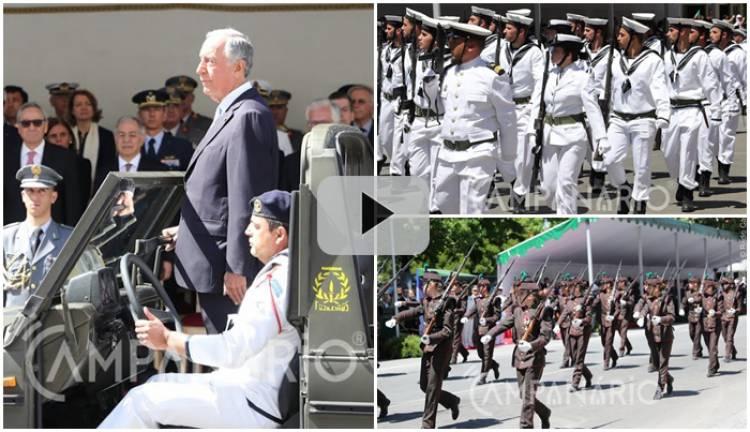 Veja aqui em vídeo as comemorações do Dia de Portugal, celebrado na cidade de Portalegre