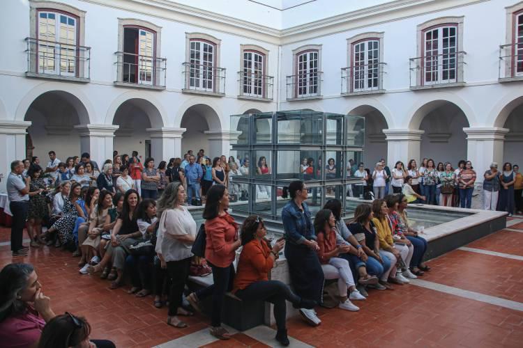 Comunidade escolar foi recebida na Pousada D.Afonso II em Alcácer do Sal