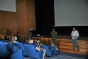 Exército Português realiza ação de sensibilização no âmbito da Covid 19, em contexto escolar
