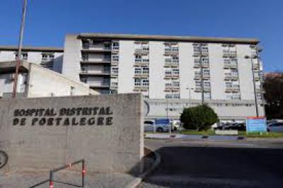 Hospital de Portalegre abre inquérito à morte de homem que morreu em ambulância à espera para ser atendido